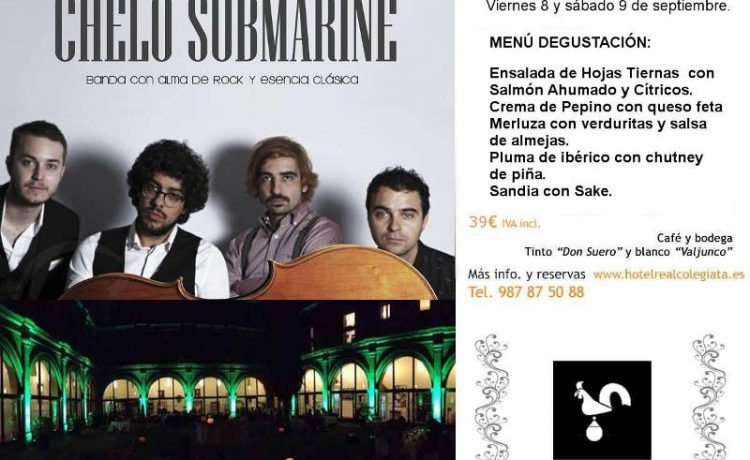 Chelo Submarine