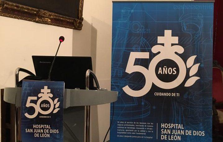 50 aniversario hospital San Juan de Dios