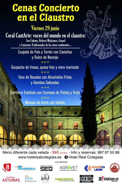 Cenas Concierto JUNIO